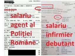 """Polițist din România, """"distrus"""" după ce a văzut fluturaşul de salariu al unui infirmier: """"Mi-am cumpărat o găleată cu mop şi cred că pun trusa criminalistică în cui. A propos, știe cineva când ..."""" 4"""