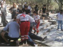 Un român a devenit erou în Atena. Timp de 10 minute, românul a resuscitat o turistă aflată în stop cardio-respirator 4