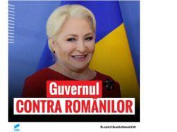"""E corect? Claudiu Nasui (USR): """"Guvernul României va vota împotriva numirii doamnei Kovesi la șefia parchetului european.Genul de oameni susținuți de doamna Dăncilă sunt mai degrabă Rovana Plumb (protejată de parlament contra corupției). De ce nu o vrea guvernul pe doamna Kovesi la șefia unei instituții europene?"""" 8"""