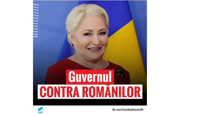 """E corect? Claudiu Nasui (USR): """"Guvernul României va vota împotriva numirii doamnei Kovesi la șefia parchetului european.Genul de oameni susținuți de doamna Dăncilă sunt mai degrabă Rovana Plumb (protejată de parlament contra corupției). De ce nu o vrea guvernul pe doamna Kovesi la șefia unei instituții europene?"""" 2"""