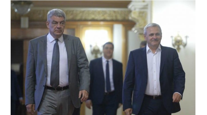 SURSE Olguța Vasilescu l-a trădat pe Dragnea și a trecut de partea premierului Tudose! Informații de culise și scenarii vehiculate în PSD 1
