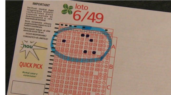 A fost găsit câștigătorul premiului Loto 6/49. Cum a ales numerele câștigătoare românul de 60 de ani și ce vrea să facă cu banii, 2 milioane de euro 1