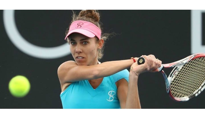 SUCCES! Mihaela Buzărnescu - Naomi Osaka, în sferturile de finală la Nottingham 1