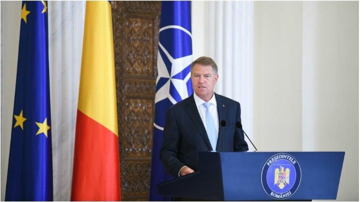 """Președintele Klaus Iohannis, mesaj pentru PSD: """"Dacă am aduna km de autostradă promiși, am avea autostrăzi cât China"""" 1"""