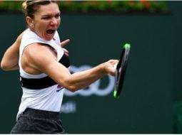 Simona Halep eliminată de la Indian Wells. Coboară în clasamentul WTA. Cum arătă clasamentul 21