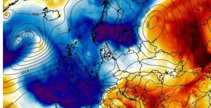 Meteo. Temperaturi la nivelul îngheţului, începând de marți. Cum va fi la Cluj, Brașov, București, Sibiu, Iași, Timișoara 10