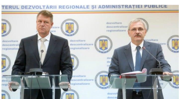 """DISPERAT! Dragnea vorbește, ÎN PREMIERĂ, despre SUSPENDAREA lui Klaus Iohannis: """"Nu vom sta cu mâinile în sân! E un atac violent la ..."""" 1"""