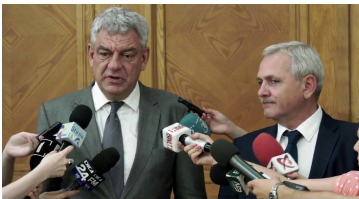 REACȚIE Liviu Dragnea despre războiul cu Mihai Tudose și demisia ministrului de Interne, Carmen Dan 1