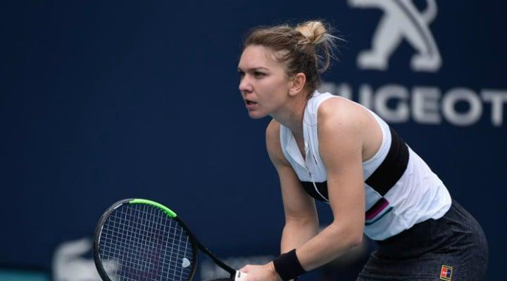 Simona Halep a pierdut semifinala la Miami și nu mai ajunge numărul 1 mondial 1