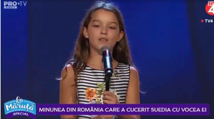 """(Video) Succes! Minunea din România care a cucerit jurații de la """"Suedezii au talent"""". """"Părinții mei s-au mutat acum câțiva ani, iar eu m-am născut în Suedia. Mama mea a fost medic cardiolog, iar tată este medic ortoped"""" 1"""