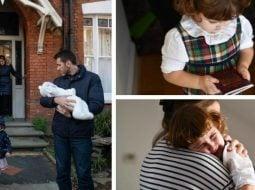 Speriați de Brexit. O familie de români cu două fetiţe mici se teme să mai trăiască în Anglia şi se întoarce acasă 37