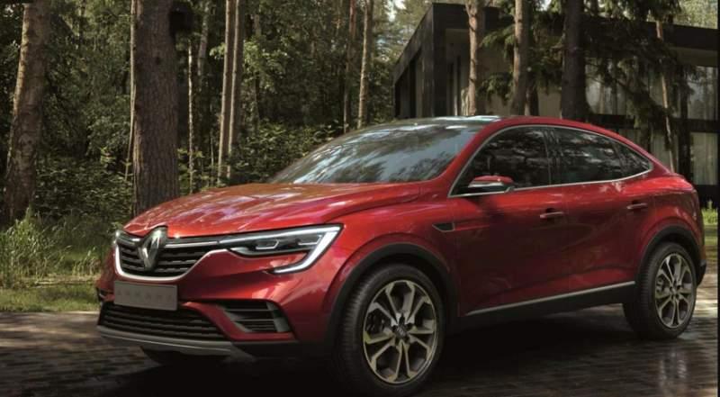 Foto spion. Dacia Arkana ar putea fi noul SUV Coupé produs la Mioveni 3