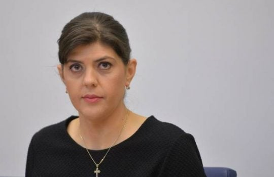 Kovesi a câștigat! Consiliul UE a confirmat astăzi numirea Laurei Codruța Kovesi în funcția de procuror șef al Parchetului European 7