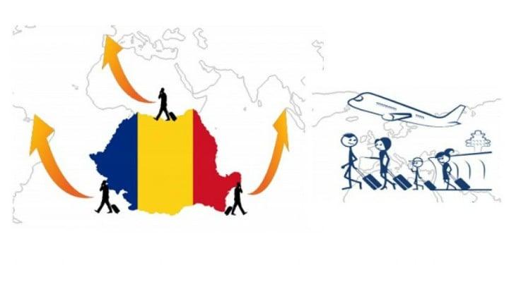 """Mihaela Nedelcu: """"Eu cred că problema emigrării abia de acum va începe să fie o problemă pentru România. Și iată de ce: 1. Am mulți prieteni și cunoștințe ai căror copii studiază, deja, în străinătate și tot mai mulți ..."""" 1"""