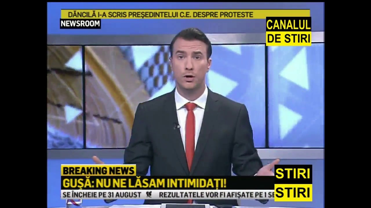 S-a decis cine îl va înlocui pe Rareș Bogdan, la Realitatea TV 1