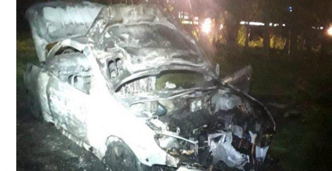 O româncă e eroină în Italia. A urcat în maşina ei un bărbat care ardea şi l-a dus la spital. Victima suferise o dezamăgire sentimentală și de aceea ar fi încercat să-și dea foc. 20