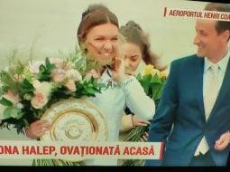 (Video) Simona Halep a revenit in România! Gabriela Firea ii organizează un eveniment la Arena Națională, la fel ca după câștigarea Roland Garros! 5