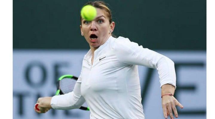 Succes! O singură şansă! Simona Halep mai are doar o posibilitate de redeveni lider mondial după turneul de la Indian Wells. Joacă marți 1