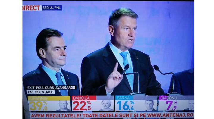 Ce scrie presa internațională despre primul tur al alegerilor prezidenţiale din România 1