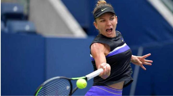 FELICITĂRI! Simona Halep, victorie în primul tur la US Open 2019, după un meci cu evoluții oscilante. Primele declarații ale româncei 1
