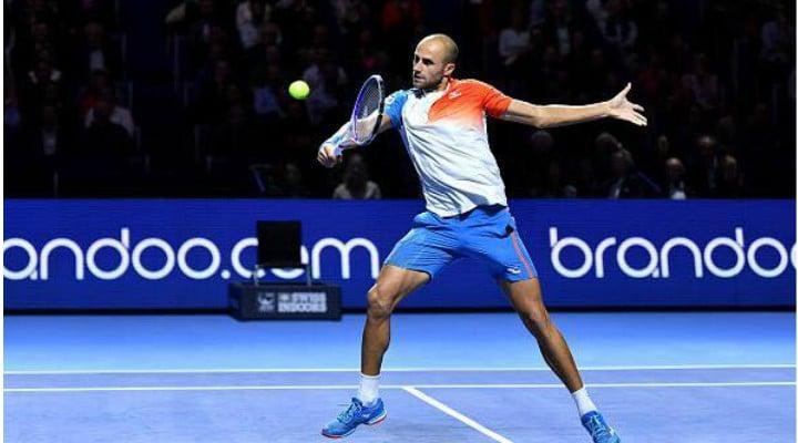 """FELICITĂRI!  Marius Copil mulțumește românilor pentru miile de mesaje. """"Am trăit fiecare punct din finală în fața lui Federer și mă bucur că l-am avut ca adversar... Sunt norocos să am o e..."""" 1"""
