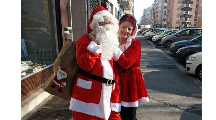 """O româncă din Italia, cadouri de Crăciun pentru 446 de copii nevoiași din România. Solomon Liliana: """"Sunt doar un OM !Nu perfect, nu cel mai bun, nu cel mai frumos, ci normal. Un om care regretă cuvinte spuse la nervi si greșeli făcute cândva...Un om care greseste si-i pare rău, dar când spune..."""" 1"""