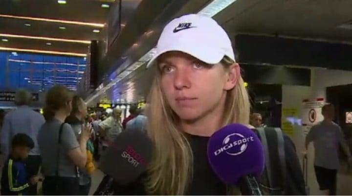 """Simona Halep s-a întors în România, după Wimbledon: """"Nu poți să le ai pe toate"""". Ce urmează pentru liderul WTA 1"""