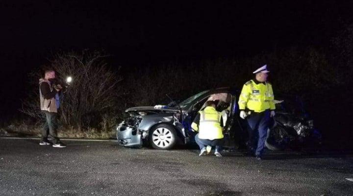 (Foto) Accident Groaznic.  Tânăr din România moare în timp ce face Live pe Facebook la 200 km/h. O fetiţă de 9 ani moare și ea nevinovată în tragedie. Alți 4 sunt răniți 4