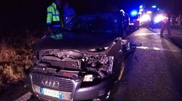 (Foto) Accident Groaznic.  Tânăr din România moare în timp ce face Live pe Facebook la 200 km/h. O fetiţă de 9 ani moare și ea nevinovată în tragedie. Alți 4 sunt răniți 2