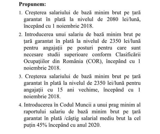 Vor exista două salarii minime în România! Ministrul Muncii anunță că salariul minim ar putea crește de la 1 noiembrie 2