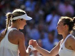 Succes! Simona Halep o va întâlni pe Eugenie Bouchard în primul meci de la Dubai 2019 9