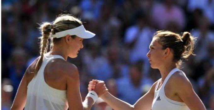 Succes! Simona Halep o va întâlni pe Eugenie Bouchard în primul meci de la Dubai 2019 4