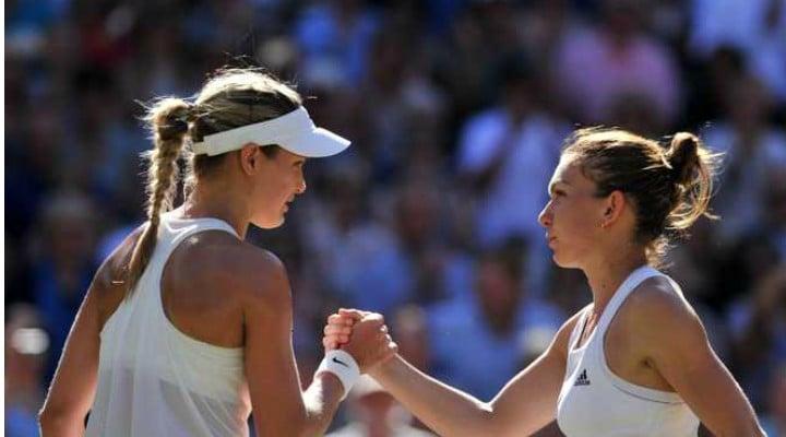 Succes! Simona Halep o va întâlni pe Eugenie Bouchard în primul meci de la Dubai 2019 1