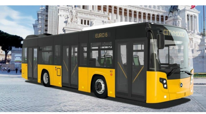(Foto) Autobuze noi la București, Cluj și Brașov. Care sunt mai frumoase? 16