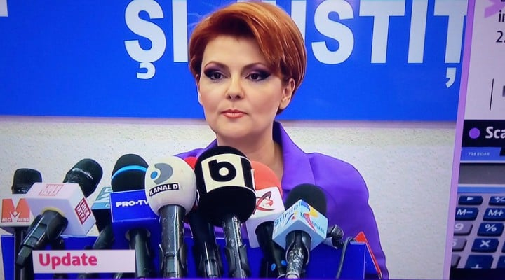 Remaniere. Lia Olguța Vasilescu nu va mai fi ministru la Muncă, Guvernul Dăncilă se schimbă din temelii! 1