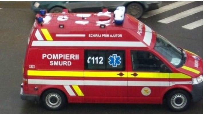 Accident grav: Microbuz cu români din Germania lovit de tren pe DN 2 B! Ar fi morți și răniți! A fost declanşat Planul Roşu 1