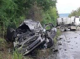 Familie de români spulberata in Bulgaria. Mama a murit pe loc, fiul de 8 ani este în comă. Un alt roman a murit pe loc 5