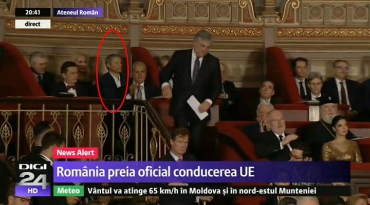 "(Foto)  Iohannis, ""James Bond is back"" Paula Rusu: ""La tinutele din seara asta: Iohannis - 10, Ciolos - ca un ciumpalac fara cravata, Viorica ..."" 3"