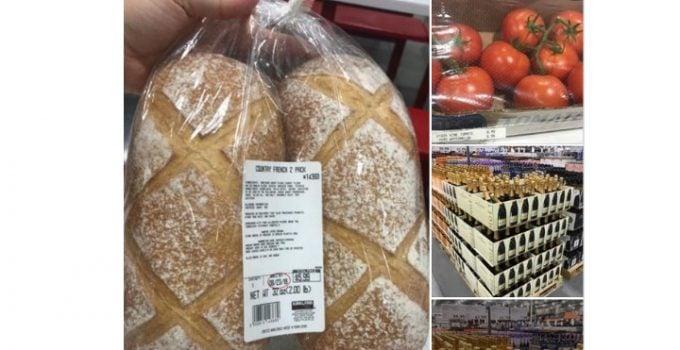 """(Foto) Un român in SUA: """"Multă lume m-a întrebat cât de scumpă e America! Am încercat să acopăr prin fotografii mai mult decât o pâine... aveți carne, băuturi, iaurturi, caracatițe, brânzeturi, dulciuri, pește, avocado, roșii... (6 avocado -7$)"""" 3"""