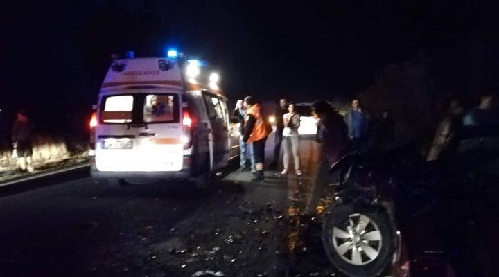 (Foto) Accident Groaznic.  Tânăr din România moare în timp ce face Live pe Facebook la 200 km/h. O fetiţă de 9 ani moare și ea nevinovată în tragedie. Alți 4 sunt răniți 3