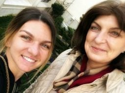 (Video) Mama Simonei Halep, suporterul numărul 1 al liderului mondial. A îmbrăţişat-o pe româncă imediat după meci 11