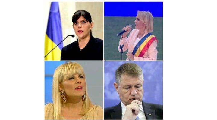 Kovesi, prima femeie președinte a României? USR a invitat-o oficial în partid! Elena Udrea a încercat, Gabriela Firea ar vrea să fie președinte. Cine câștigă? 1