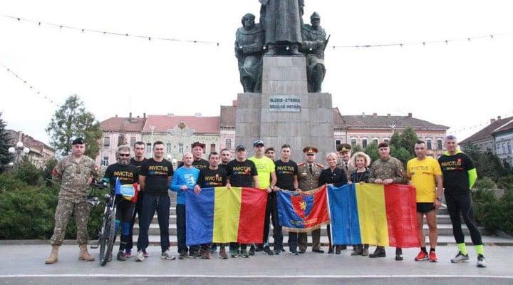 FELICITĂRI! România, 5 medalii la Jocurile Invictus. Două sunt de aur. Deja militarii români și-au depășit performanțele de anul trecut 1