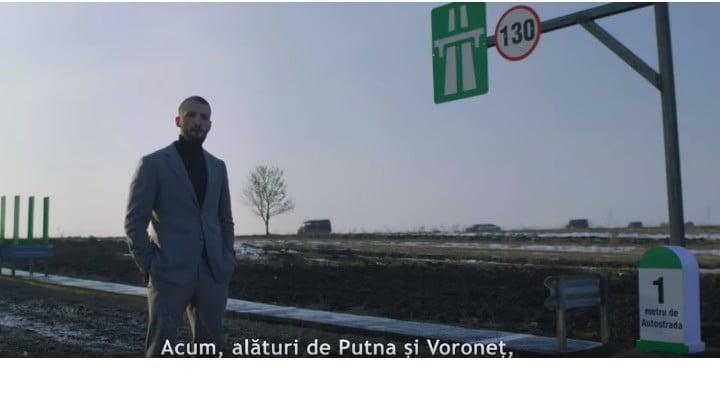 (Video) România intră în grevă 15 minute. Oprești și tu munca? Un om de afaceri din România a construit primul și singurul metru de autostradă din Moldova și îndeamnă la un protest de solidaritate de 15 minute 1
