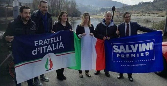 """Succes! Ar putea fi prima primăriță din Italia născută în România. """"Lista noastră se numește «Fiasole Viva» deoarece vrem ca ..."""" 1"""