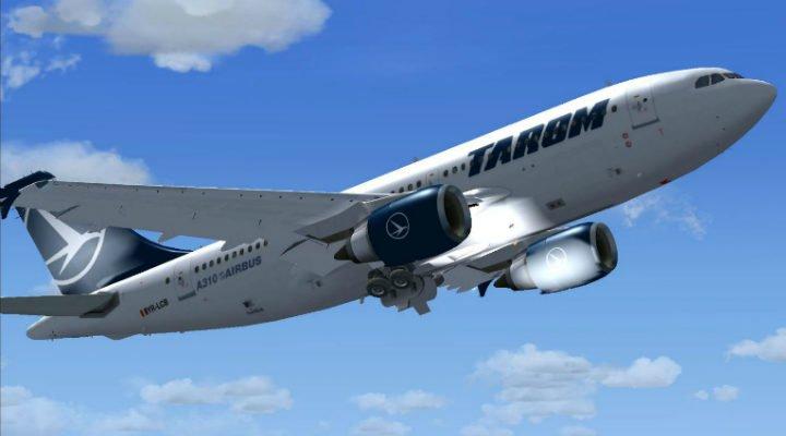 Pilot TAROM, condamnat de instanţă pentru că ar fi pus viaţa pasagerilor în pericol pe Aeroportul Otopeni 1
