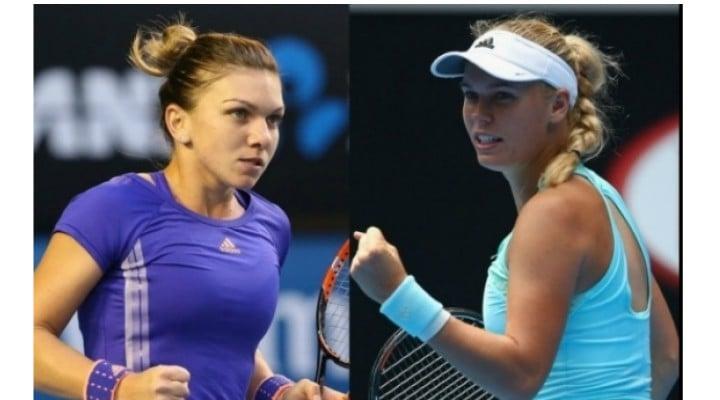 REACȚIE Caroline Wozniacki, după ce Simona Halep va reveni din nou pe locul 1 mondial WTA 1