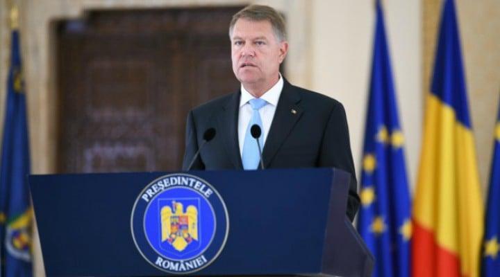 Klaus Iohannis de neoprit. O respinge pe Adina Florea la șefia DNA, propunerea lui Tudorel Toader. Mesajul președintelui României 1