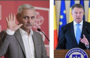 """Dragnea îl amenință pe Iohannis. Face și el un referendum: Abia îl aștept cu un referendum. Să răspundă românii și la alte întrebări ...""""Câte case este nevoie să furi de la stat ca să ajungi președintele României?"""".Sau: """"Câte zeci de ... 3"""
