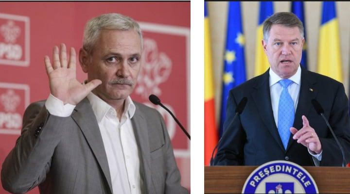 """Iohannis, aluzie la Liviu Dragnea: """"Nu cred că s-a dus ăsta la un spital public ..."""" 1"""